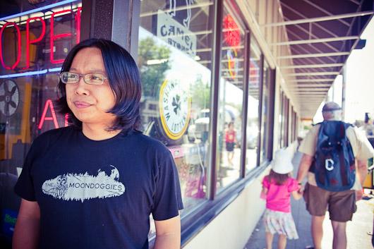 Tomo Nakayama of Grand Hallway